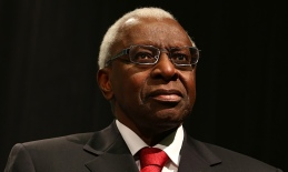 The IAAF's Lamine Diack said he was shocked when he heard the allegations about Russian athletics