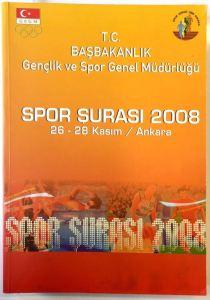 Spor Şurası 2008 Kitabı